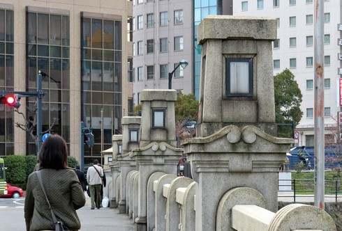 広島 猿猴橋、大正ロマン溢れる華やかな橋へと復元