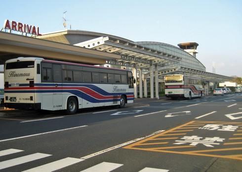 以前の鳥取空港外観