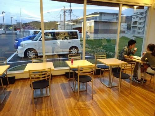東広島 アイ・クレール イートインスペース