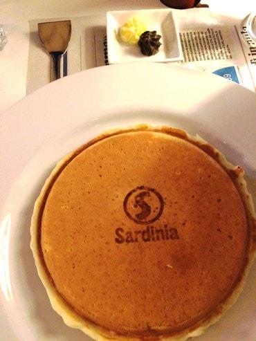 カフェ サルディーニャリゾート  パンガレットの画像