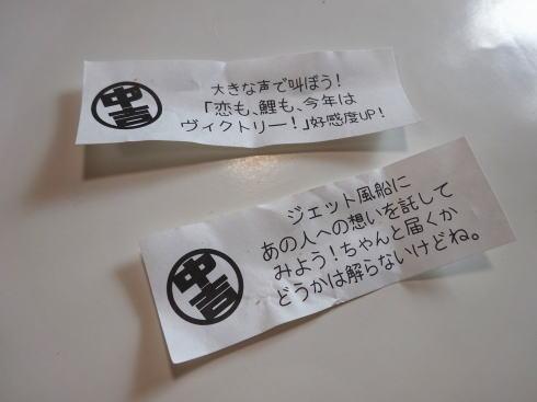 鯉昇るフォーチュンクッキー 画像2