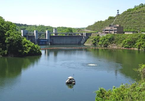 灰塚ダム の画像