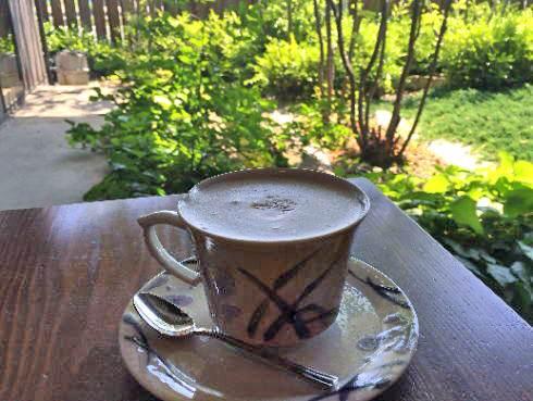十三軒茶屋はコーヒーが飲めるちょっとオトナの和モダン空間