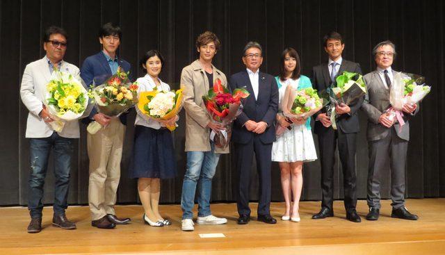 映画 星籠の海 ミタライの事件簿キャストと、島田氏、和泉監督