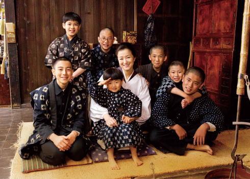 鈴木京香で映画 おかあさんの木、戦後70周年記念作品 6月公開へ