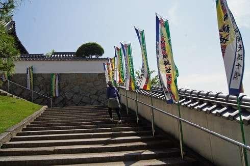 西国寺、さらに上へ
