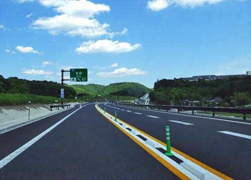 中国やまなみ街道の風景 画像3