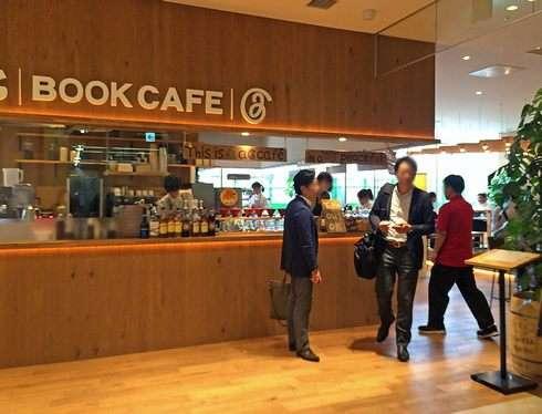 広島駅北口2F Jカフェ