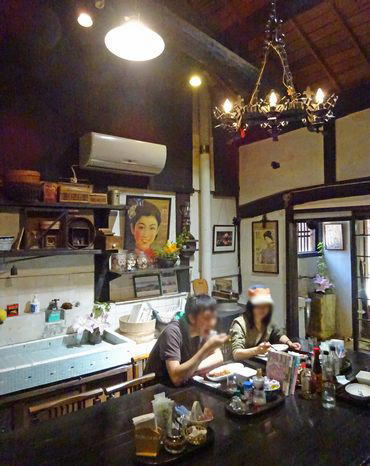 鞆の浦 田渕屋 台所