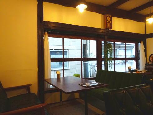 西条 古民家カフェ トレカサ 店内の様子2