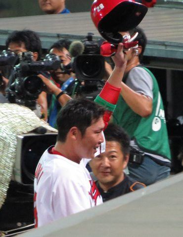 オールスターゲーム 2015、新井選手も大活躍