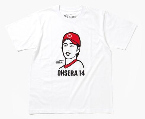 ビームス広島 ナゲッティー カープコラボTシャツ3