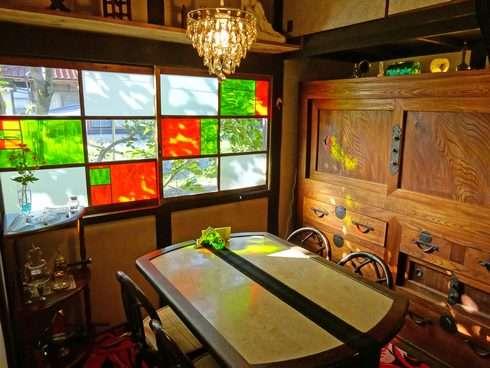 東広島 カフェ だいだいの店内の様子3