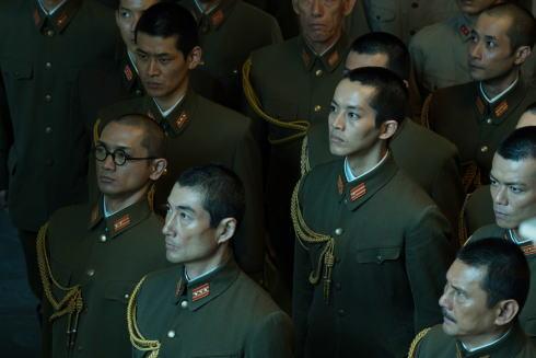 映画 日本のいちばん長い日 のワンシーン2