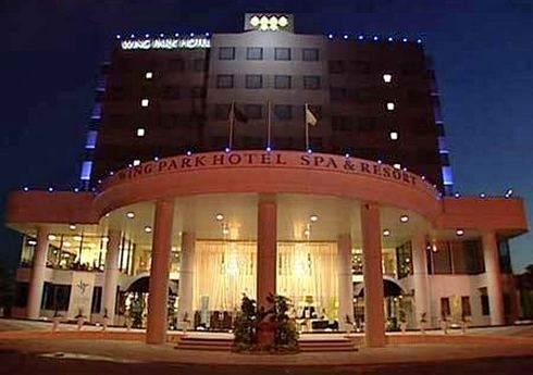 東広島でスパが人気のウイングパークホテルが閉館