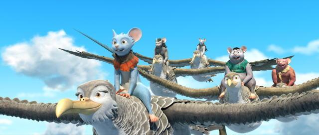 GAMBA ガンバと仲間たち、懐かしくも新しい物語が3DCGアニメで映画化