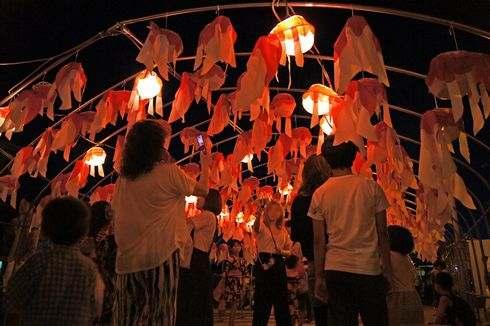 金魚ちょうちん祭り 画像8