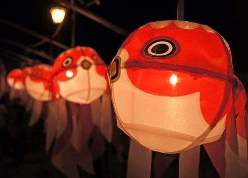 金魚ちょうちん祭り 画像2