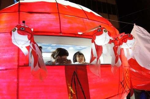金魚ちょうちん祭り 画像7