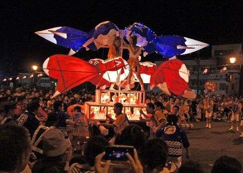 金魚ちょうちん祭り 画像6