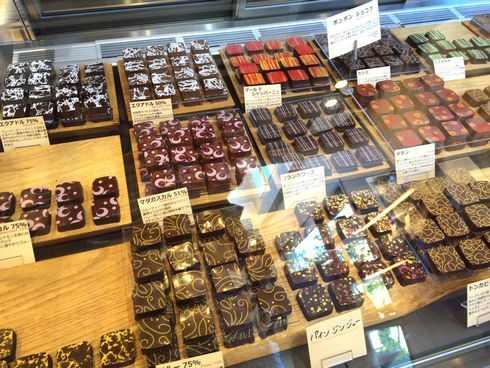 マチルダ、広島市安佐南区のケーキ店のチョコレート
