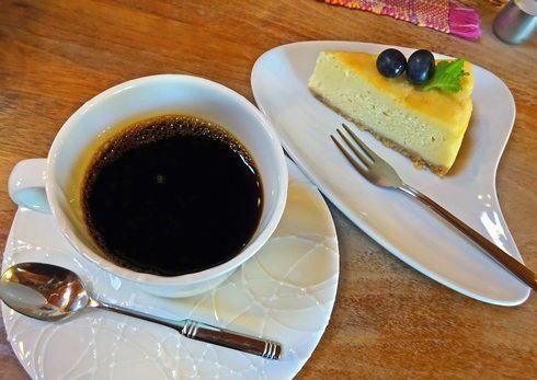 三次カフェ CATCAT コーヒーの写真