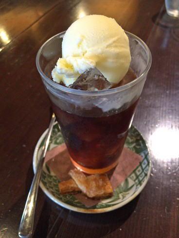 熊野 ふくえどぅ コーヒーフロート