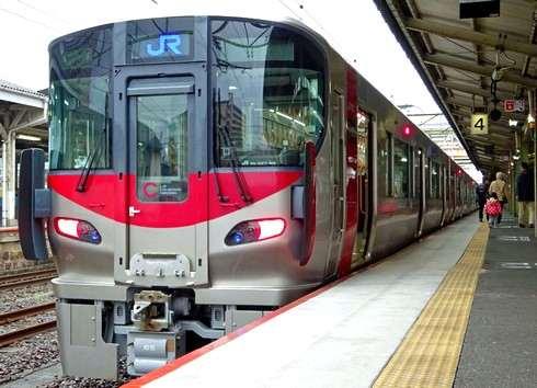 JR広島が227系「RedWing」を追加投入、いよいよ可部線にも