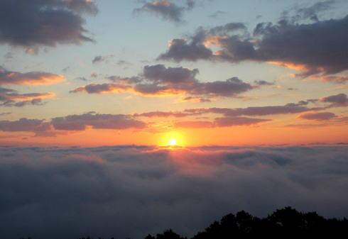 三次市 霧の海 写真3