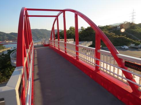 第三音戸大橋 の上の様子
