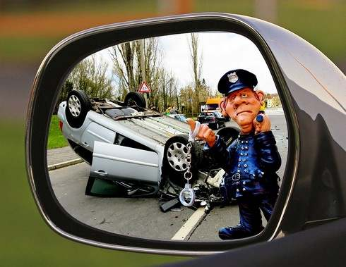 密着警察24時に、広島県警が出動!パトカーに密着