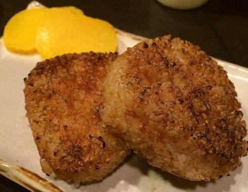 横川の串焼き店、狄(てき)