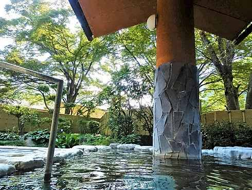 新年初風呂!三次・君田温泉で0時から入浴可能に