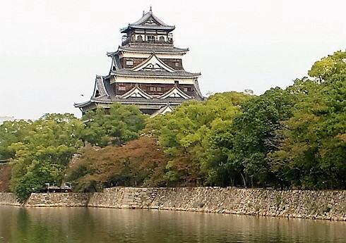 広島城を知れば「広島」がワカル!カープとの深い関わりも