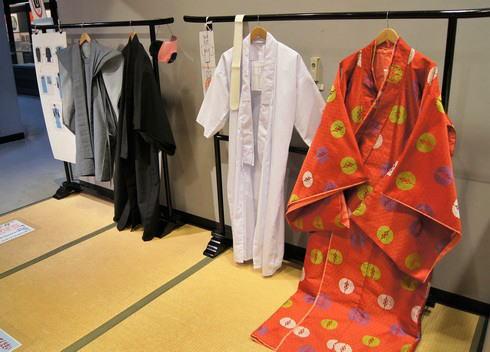 広島城 体験コーナー1