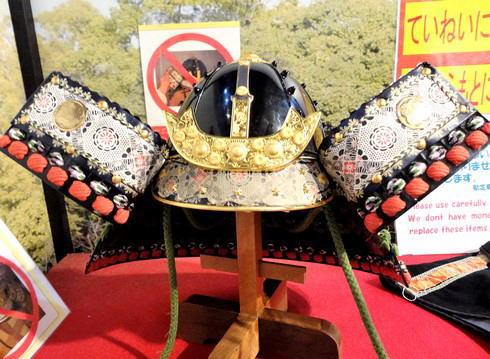 広島城 体験コーナー3
