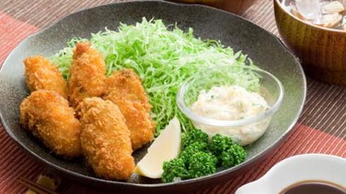 広島グルメ 牡蠣