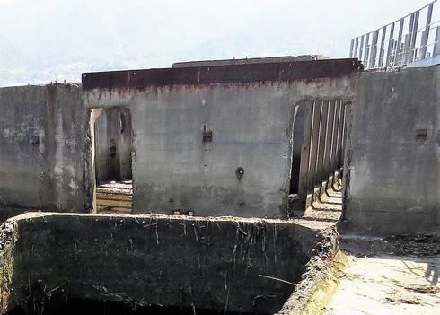 武智丸の船室