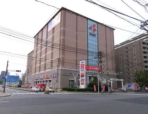 ベスト電器 広島店が閉店、2月末で閉店セール開催中