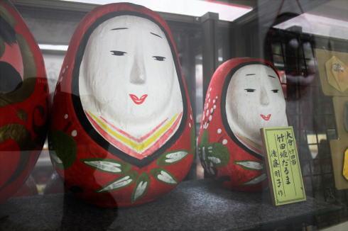 三原極楽寺 達磨記念堂 2階の様子4
