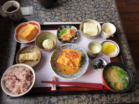 三次 豆遊(まめゆう)、佐々木豆腐店の豆腐づくしランチ