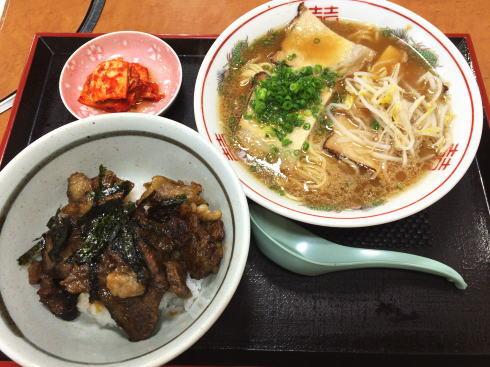 焼肉 三甲 お昼のA定食
