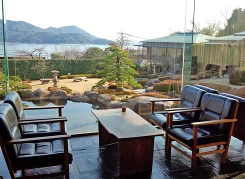 日本庭園ランキング2015 石亭 写真2