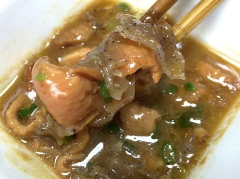 鳥皮みそ煮、缶詰で呉のB級グルメを気軽に味わえる