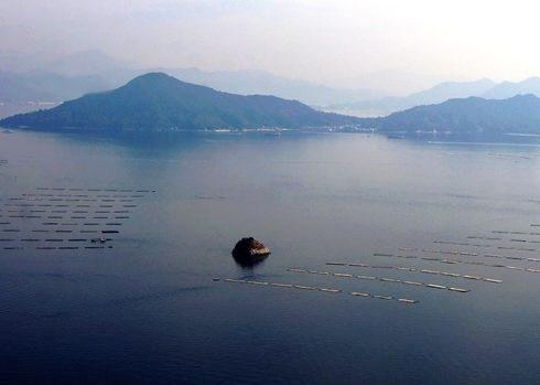 津久根島 広島 つくねじま
