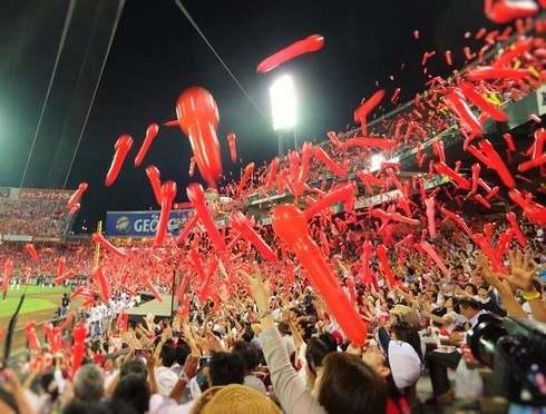 広島の選手に熱視線!プロ野球&Jリーグファンの注目度ランキング