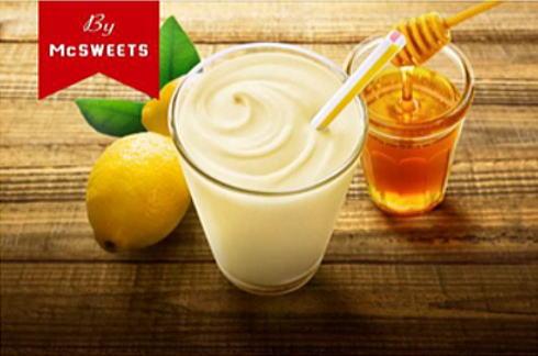マックシェイク はちみつレモン、広島含む瀬戸内5県で先行販売