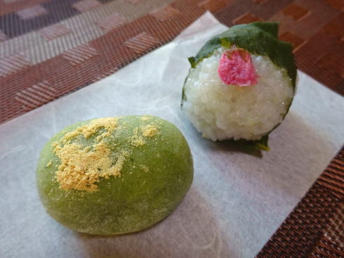 福山 福富 和菓子たち