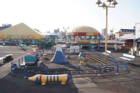 福山メモリアルパーク 有料遊具エリア