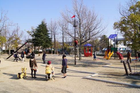 福山メモリアルパーク 遊具3